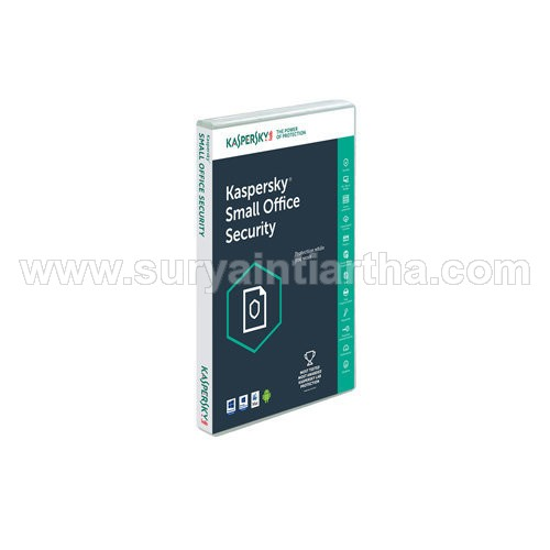 Kaspersky Small Office Security 1 server 5 user